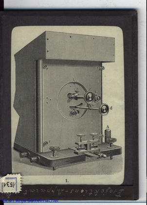 Slide: Projection machine
